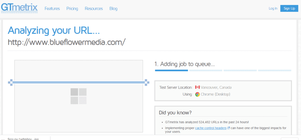 GTmetrix : How to Check Your Website's Loading Speed