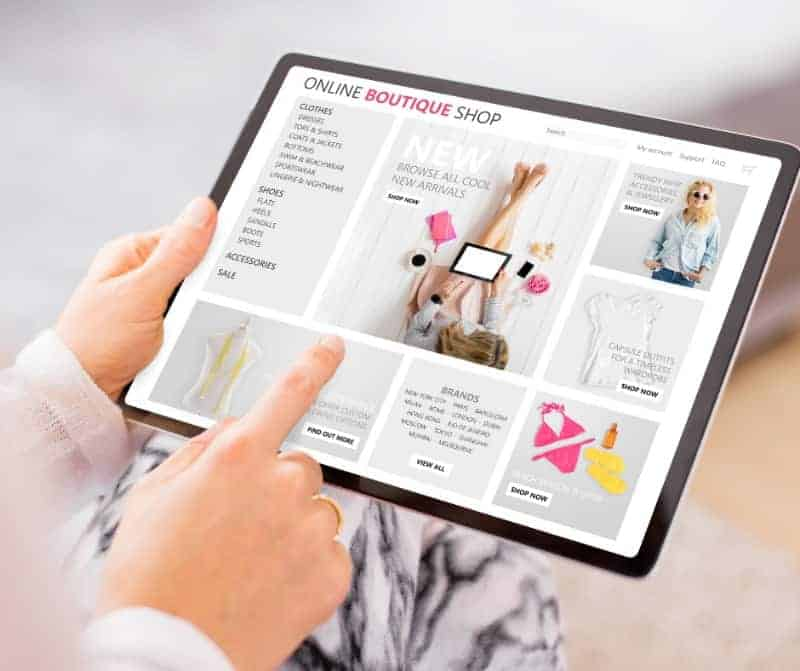 How to Design Your Online Boutique Store 5 Things to Consider