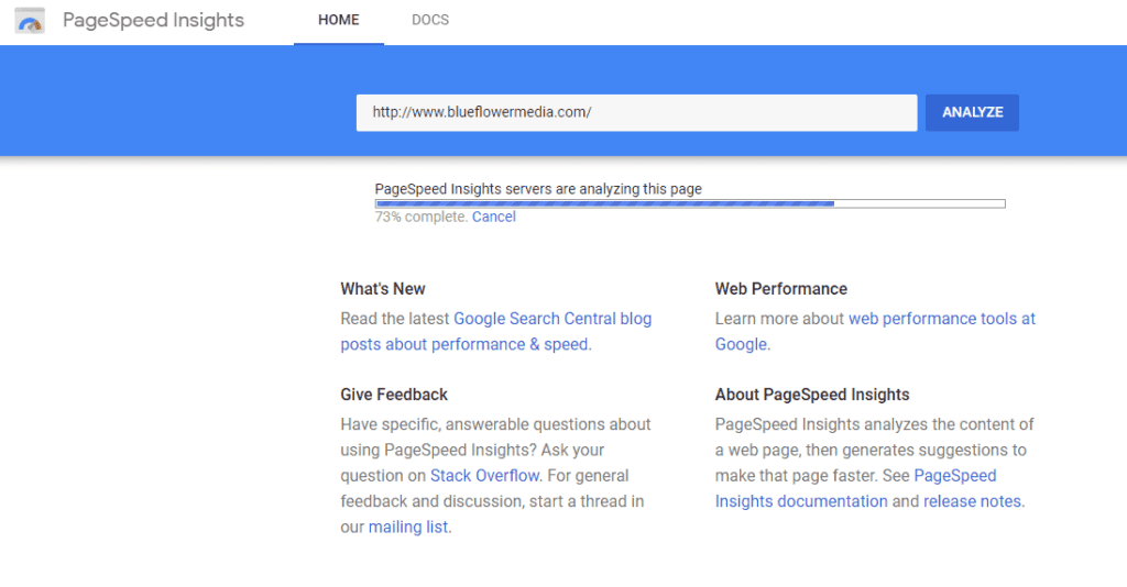 Google PageSpeed Insights : How to Check Your Website's Loading Speed?