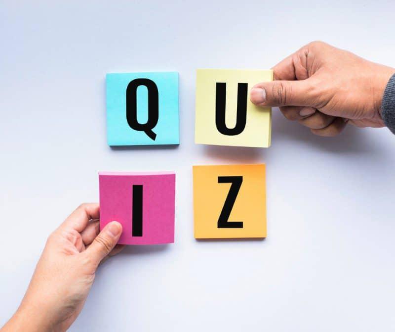 quiz for lead generation